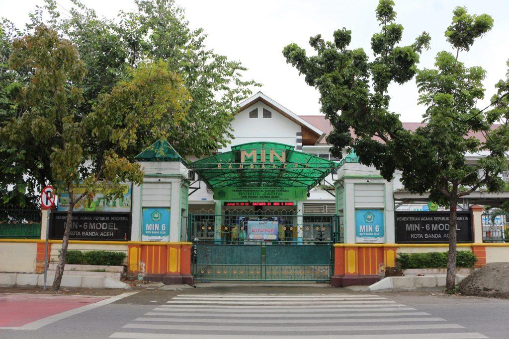 Sejarah Madrasah Min 6 Model Banda Aceh